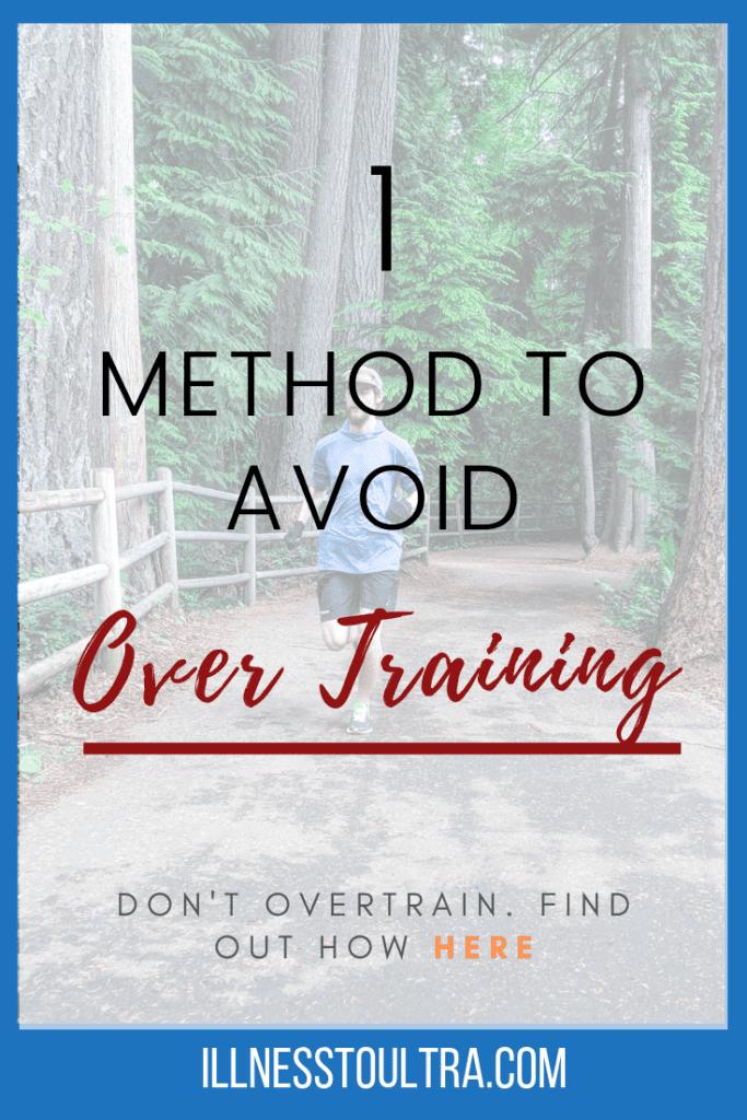 one-method-avoid-over-training