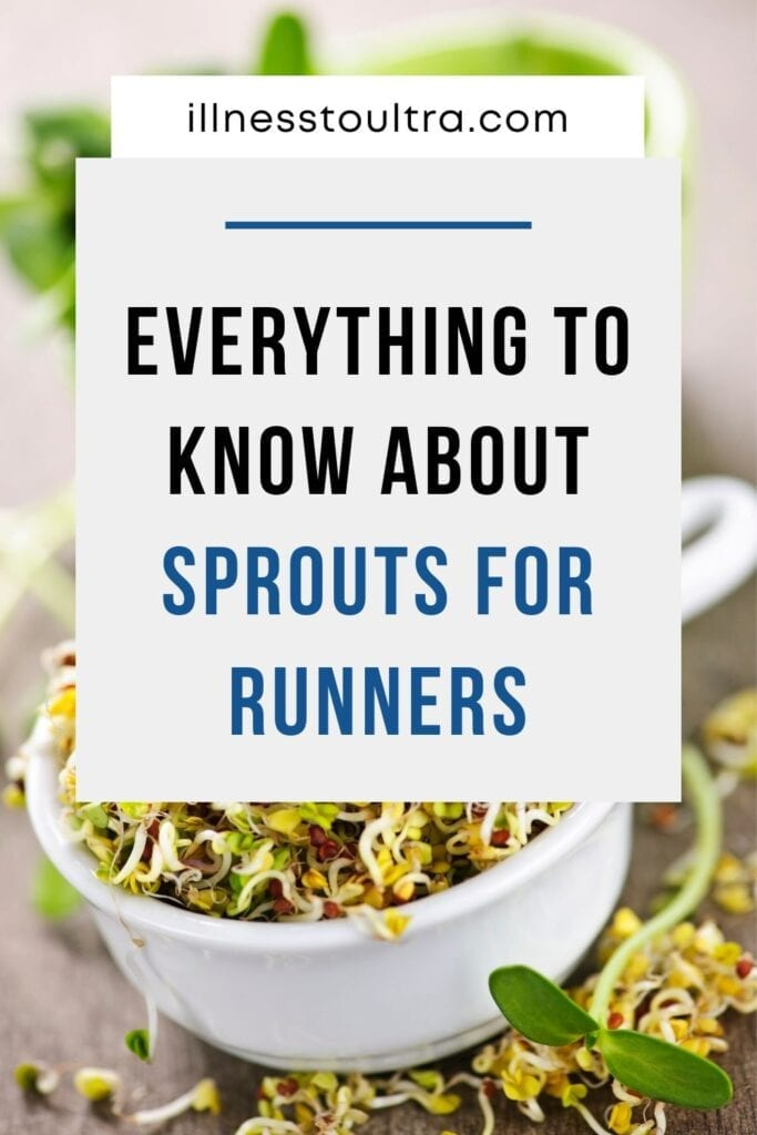 sprouts, running recovery food