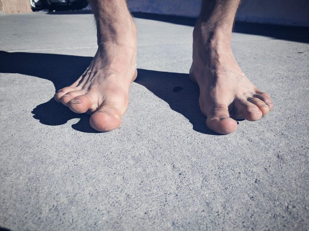 Barefoot Toe exercises